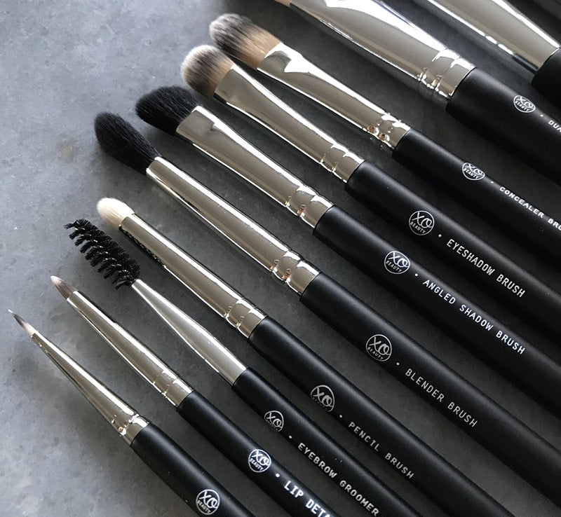 XOBEAUTY 12 PIECE BRUSH SET Glam Raider
