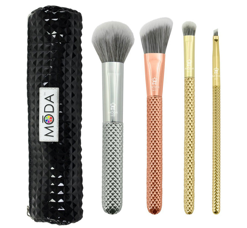 METALLICS COMPLETE BRUSH KIT