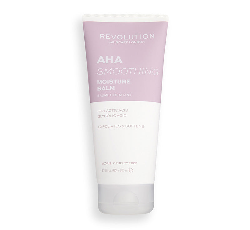 REVOLUTION SKINCARE AHA SMOOTHING MOISTURE BODY BALM Glam Raider