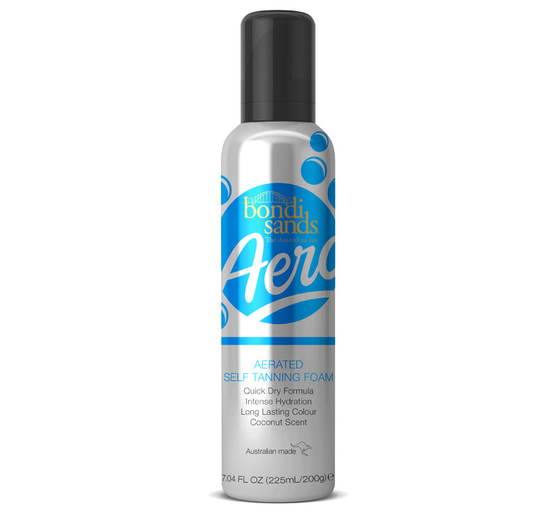 AERO AERATED SELF TANNING FOAM - 225ml