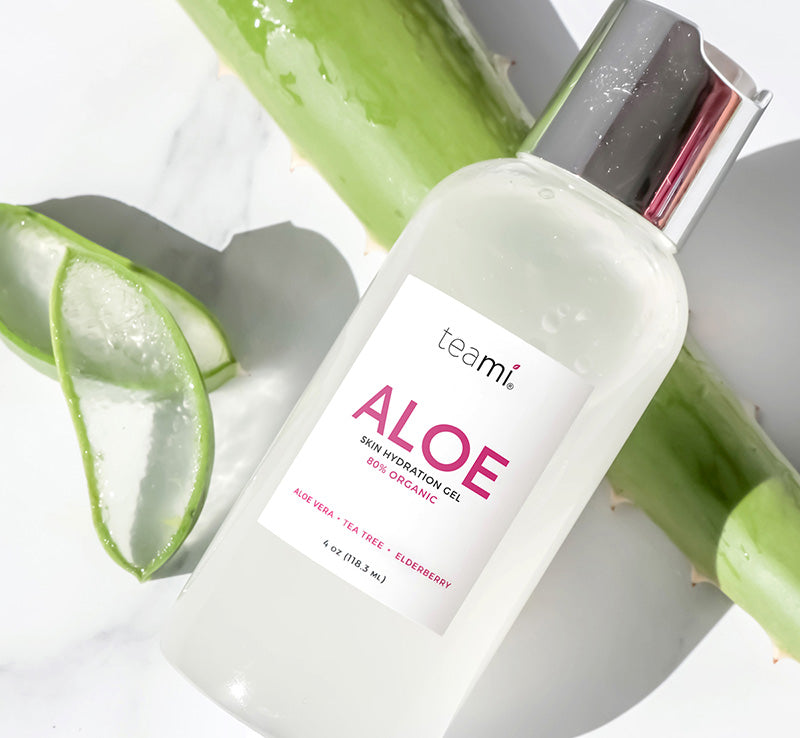 TEAMI ALOE SKIN HYDRATION GEL Glam Raider