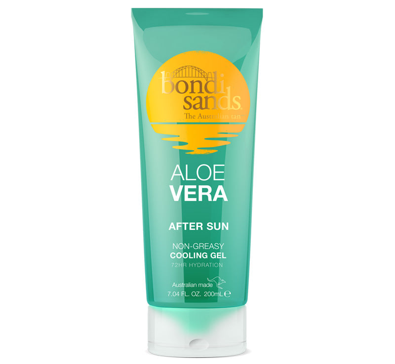 BONDI SANDS ALOE VERA AFTER SUN COOLING GEL Glam Raider