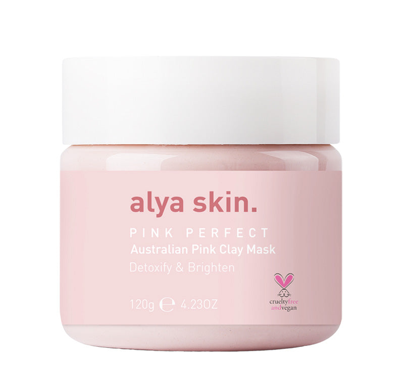 ALYA SKIN PINK CLAY MASK Glam Raider