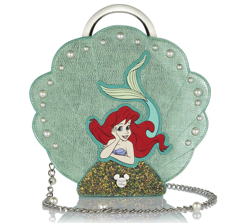 ARIEL SHELL & BRUSH SET