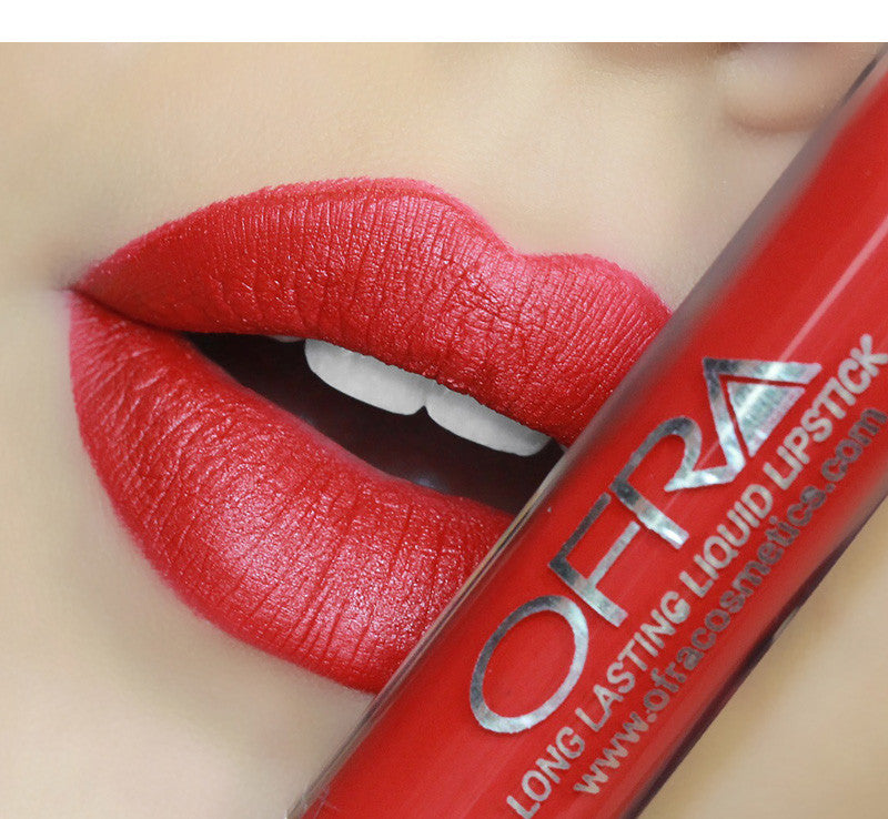 Atlantic City Liquid Lipstick by Ofra Cosmetics