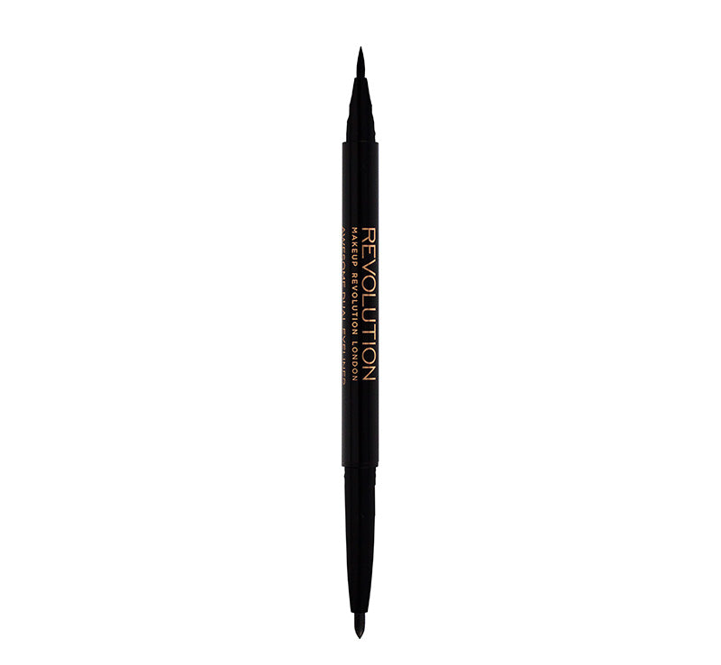 MAKEUP REVOLUTION AWESOME EYELINER - FELT & KOHL Glam Raider