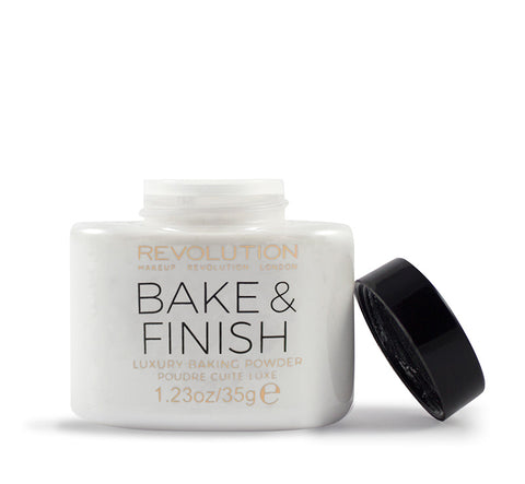 BAKE AND FINISH POWDER