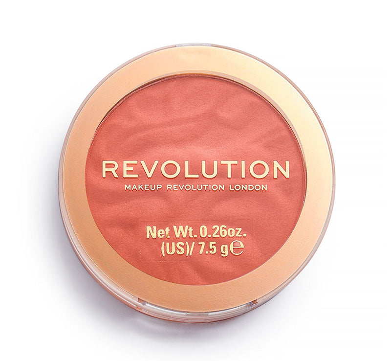 MAKEUP REVOLUTION BAKED PEACH RELOADED BLUSH Glam Raider
