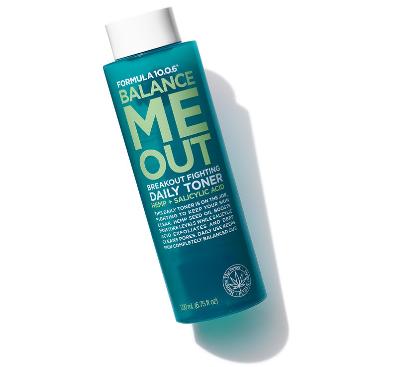 FORMULA 10.0.6 BALANCE ME OUT DAILY TONER Glam Raider