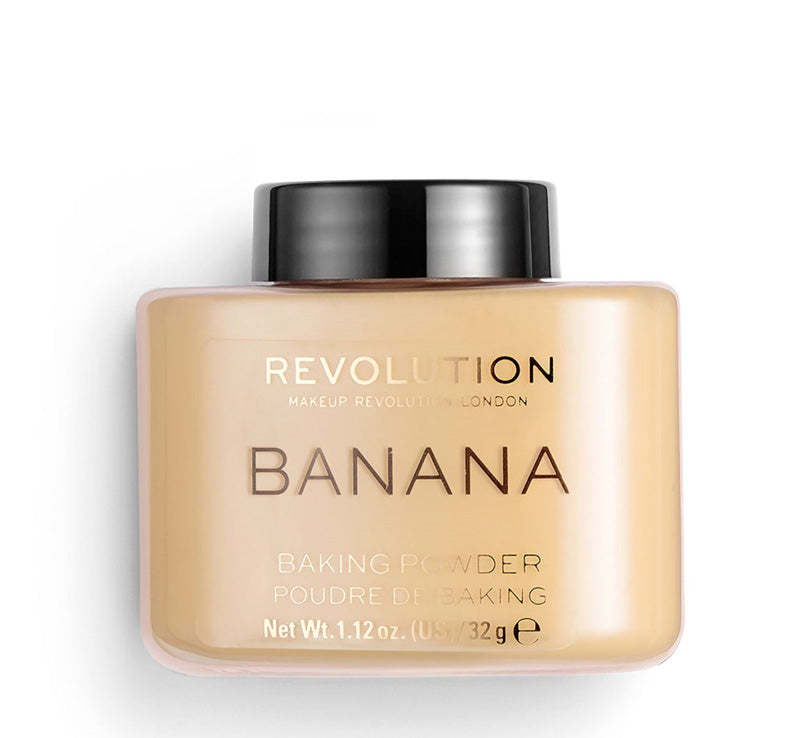MAKEUP REVOLUTION BANANA BAKING POWDER Glam Raider