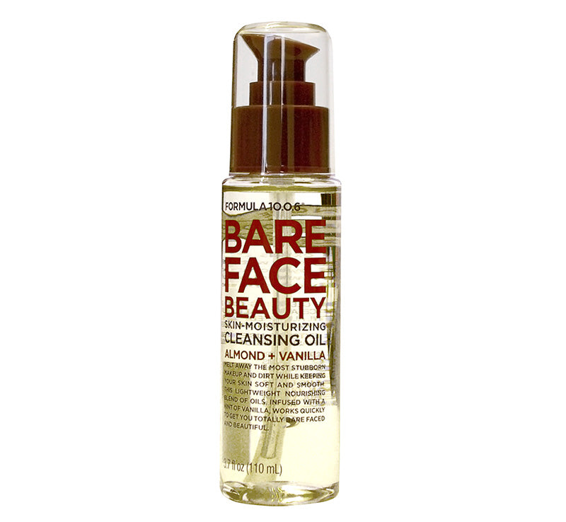 FORMULA 10.0.6 BARE FACE BEAUTY CLEANSING OIL Glam Raider