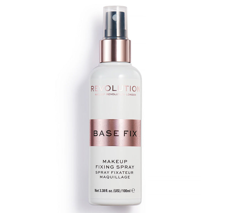 MAKEUP REVOLUTION BASE FIX MAKEUP FIXING SPRAY Glam Raider