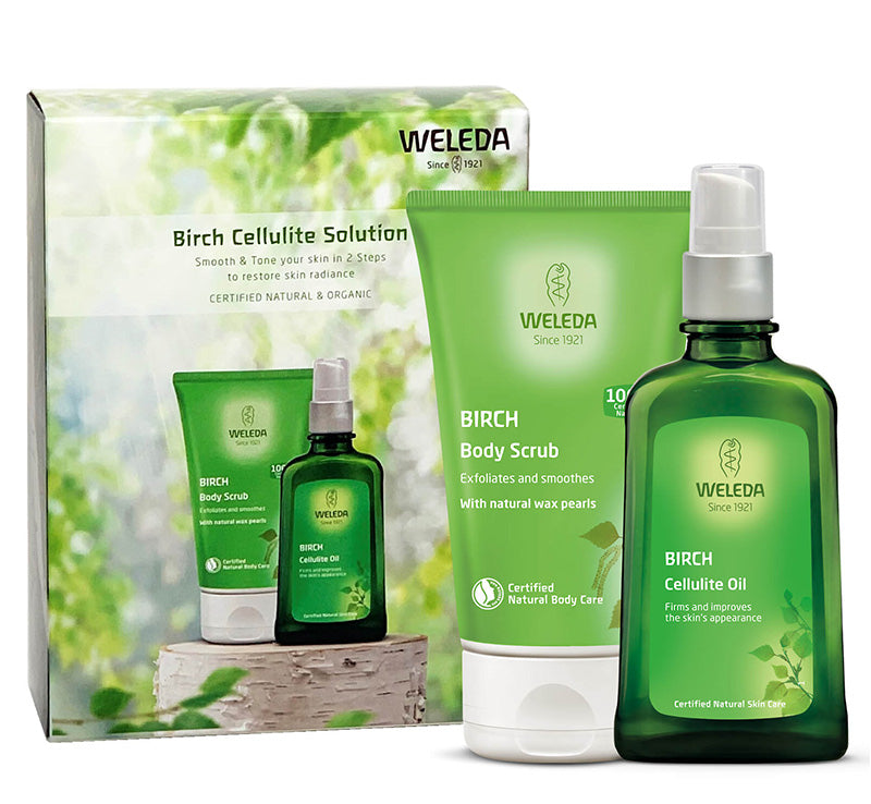 BIRCH CELLULITE SOLUTION PACK