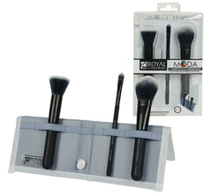 COMPLEXION PERFECTION BRUSH KIT - BLACK