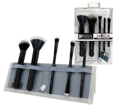 PERFECT MINERAL BRUSH KIT - BLACK