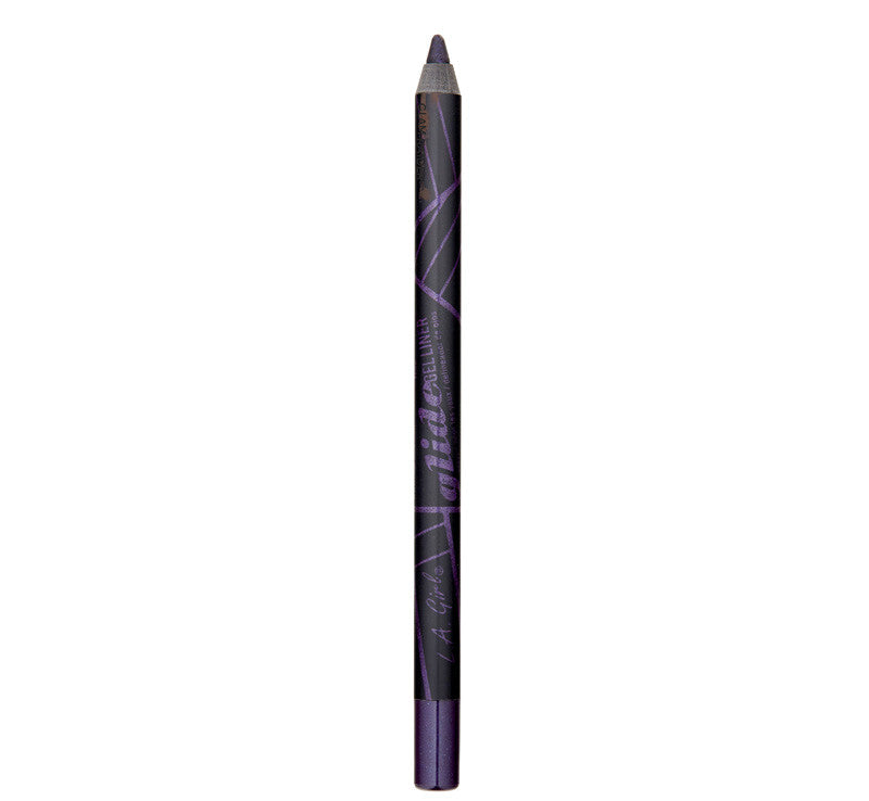 Black Amethyst Gel Glide Eyeliner by LA Girl