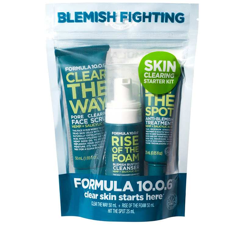 FORMULA 10.0.6 BLEMISH FIGHTING PACK Glam Raider