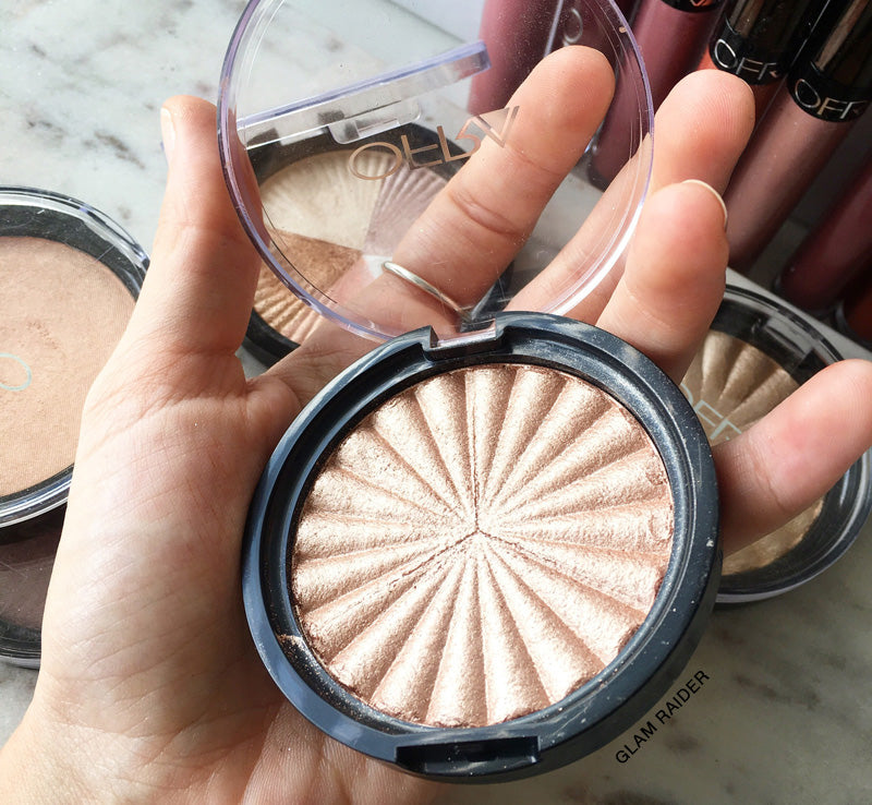 OFRA COSMETICS BLISSFUL HIGHLIGHTER Glam Raider