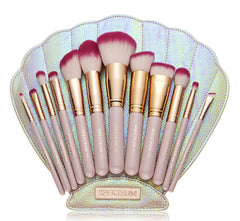 The Bomb Shell Makeup Brush Set by Spectrum