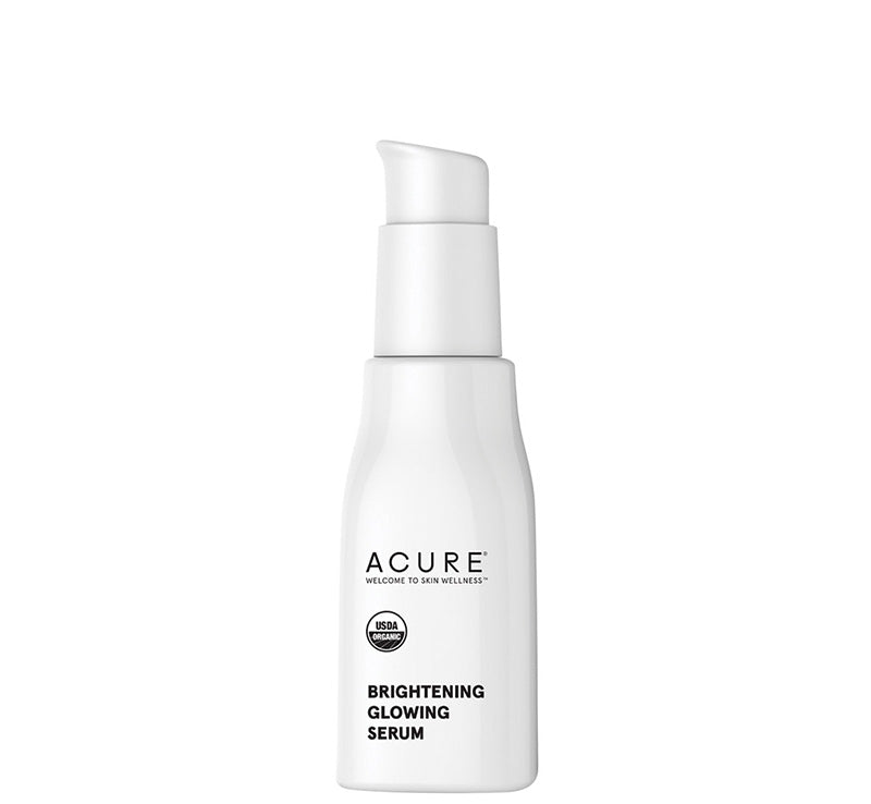 ACURE BRIGHTENING GLOWING SERUM Glam Raider
