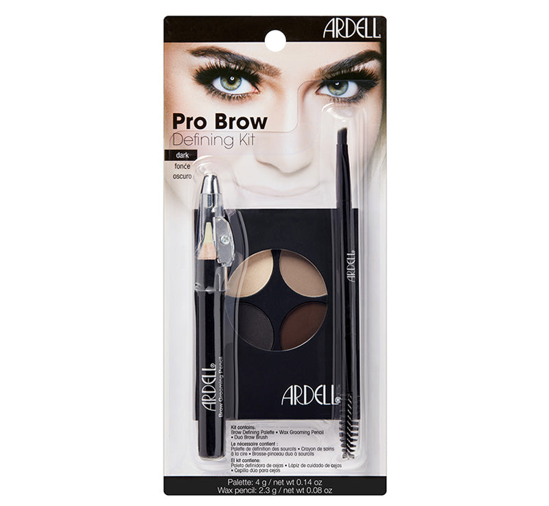 DARK PRO BROW DEFINING KIT