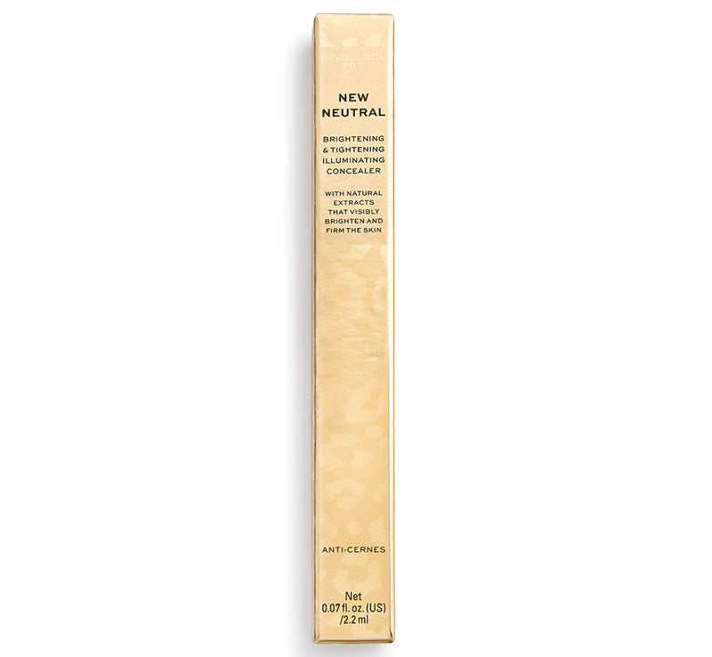 BRIGHTENING & TIGHTENING UNDER EYE CONCEALING WAND - CARAMEL