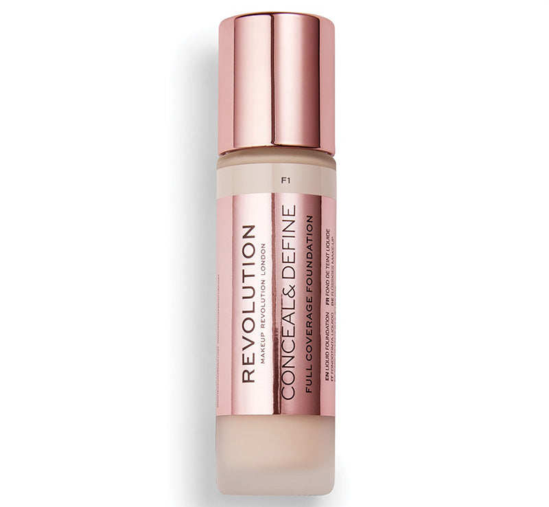 CONCEAL AND DEFINE FOUNDATION - F1