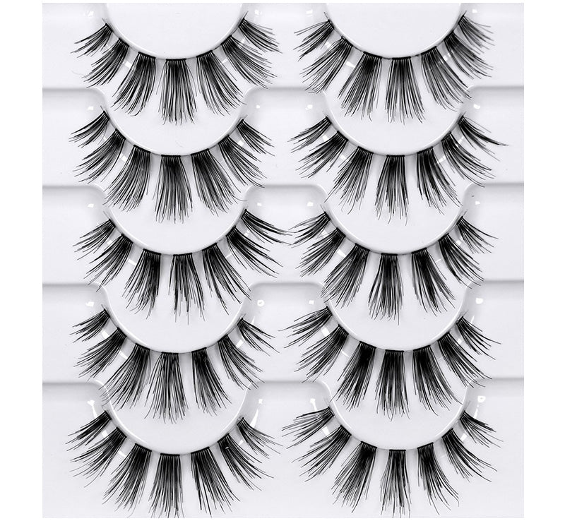 XOBEAUTY THE CHIC FALSE LASH SET Glam Raider