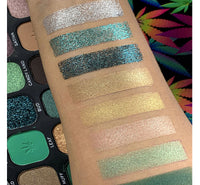 FOREVER FLAWLESS CHILLED PALETTE WITH CANNABIS SATIVA