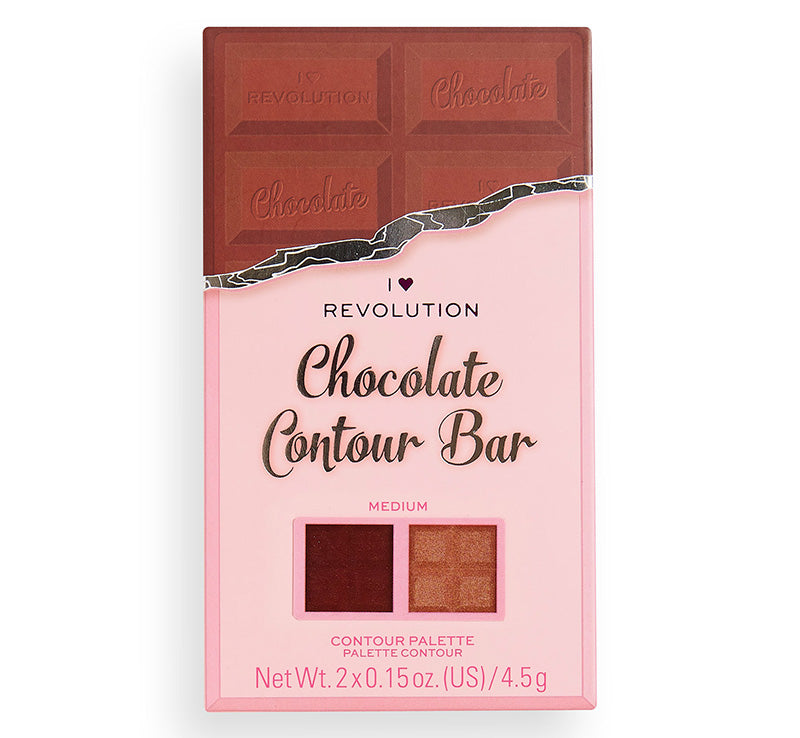 CHOCOLATE CONTOUR PALETTE - FAIR
