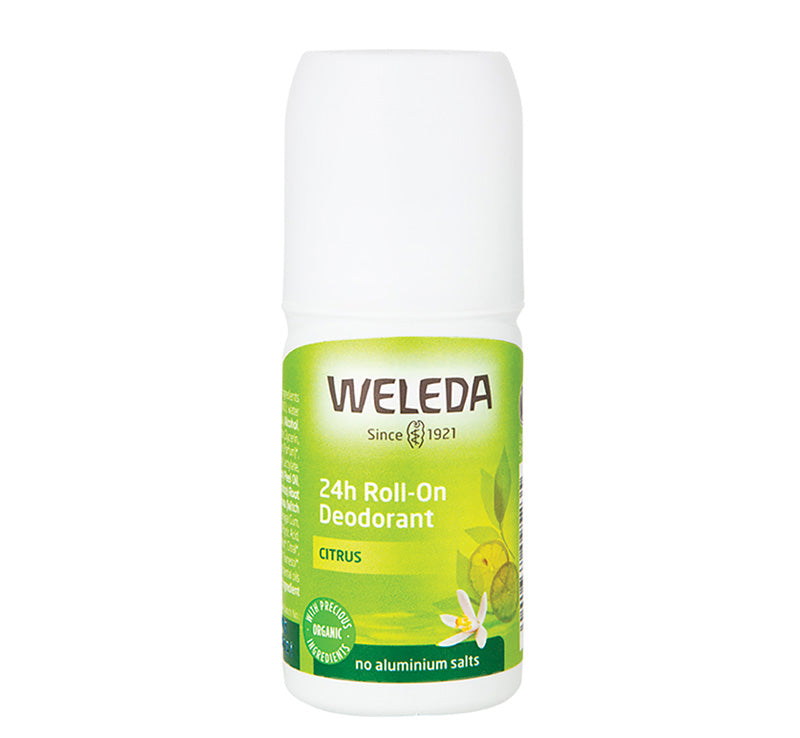 WELEDA CITRUS 24h ROLL-ON DEODORANT Glam Raider