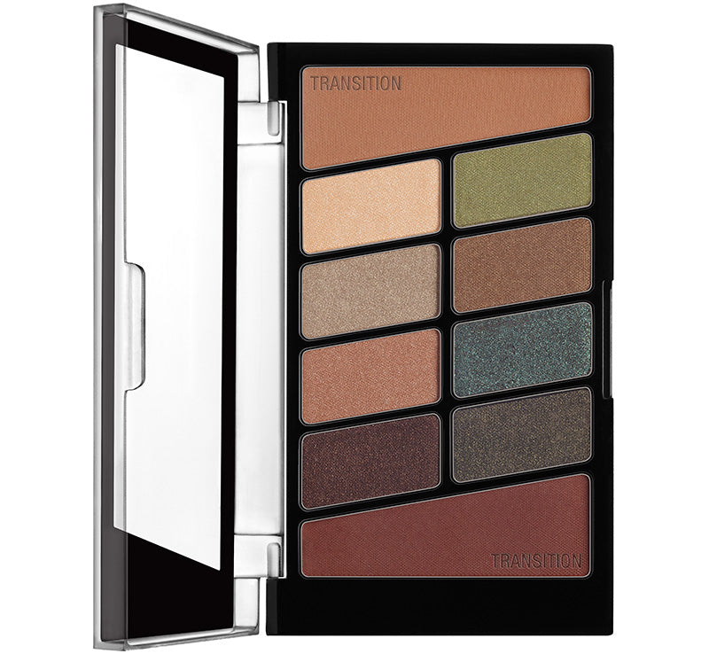 WET N WILD COMFORT ZONE COLOR ICON EYESHADOW Glam Raider