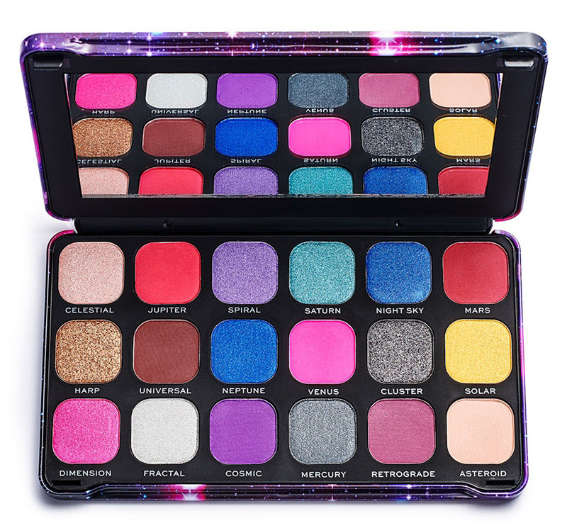 MAKEUP REVOLUTION FOREVER FLAWLESS CONSTELLATION PALETTE Glam Raider