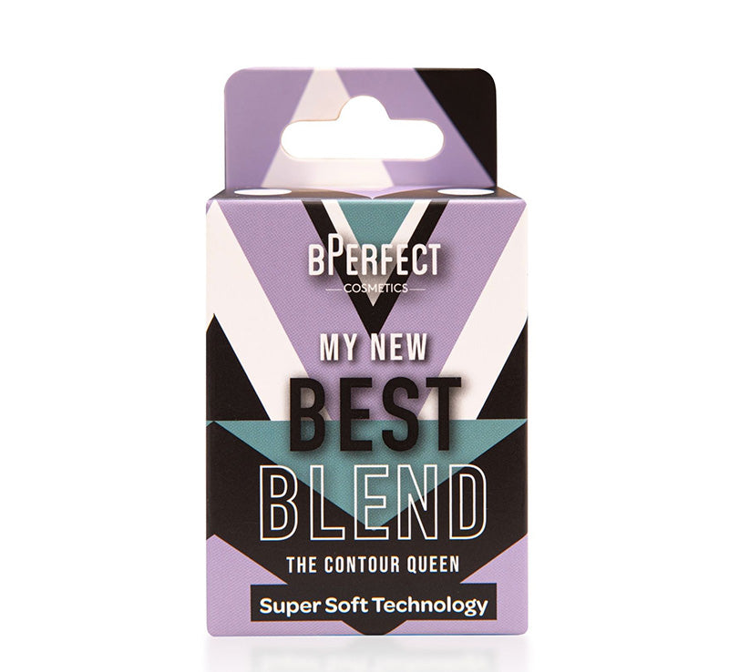 BPERFECT MY NEW BEST BLEND - THE CONTOUR QUEEN SPONGE Glam Raider