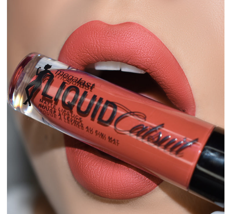 WET N WILD CORAL CORRUPTION LIQUID LIPSTICK Glam Raider