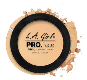 CREAMY NATURAL PRO HD POWDER