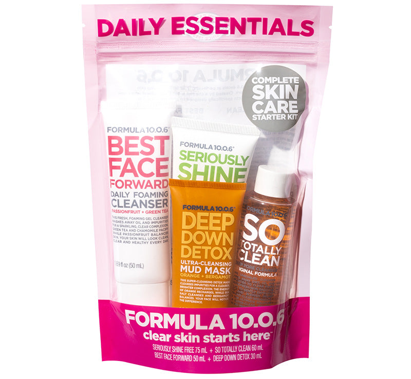 FORMULA 10.0.6 DAILY ESSENTIALS PACK Glam Raider