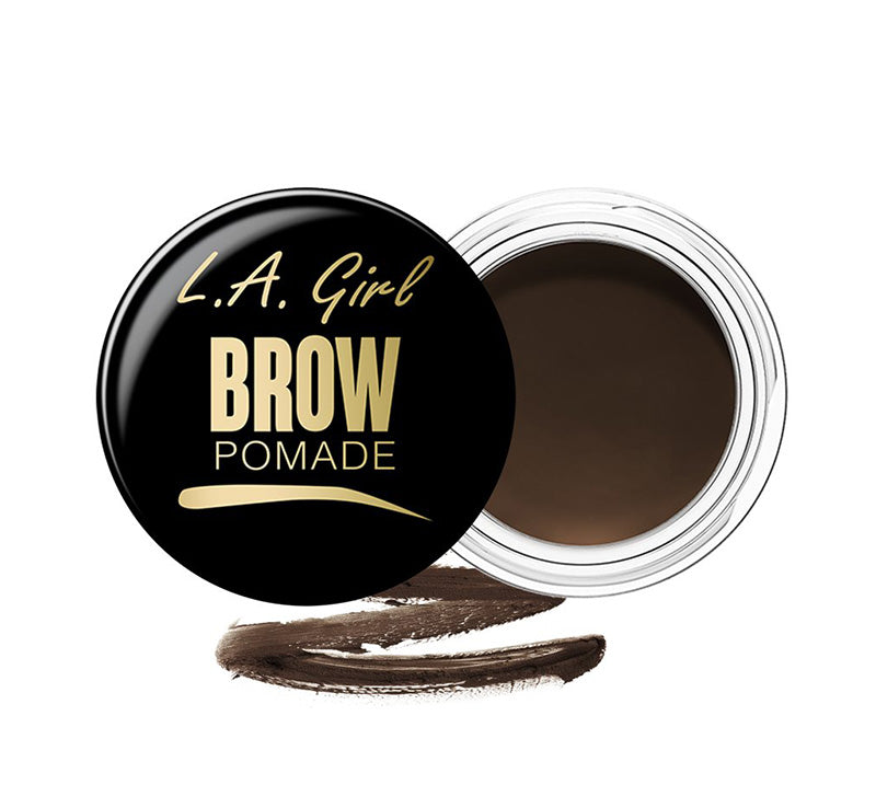 DARK BROWN BROW POMADE