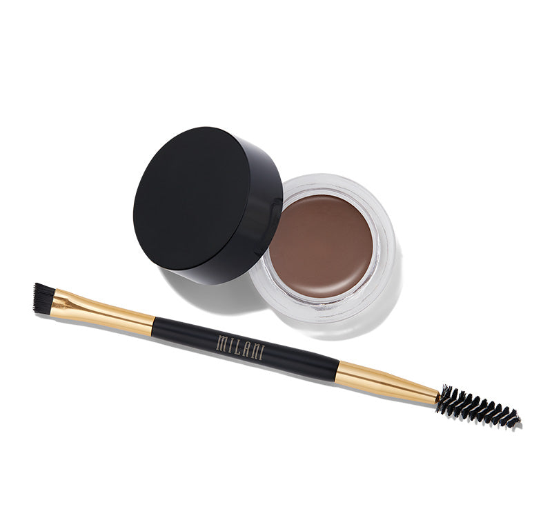 STAY PUT BROW COLOR - DARK BROWN