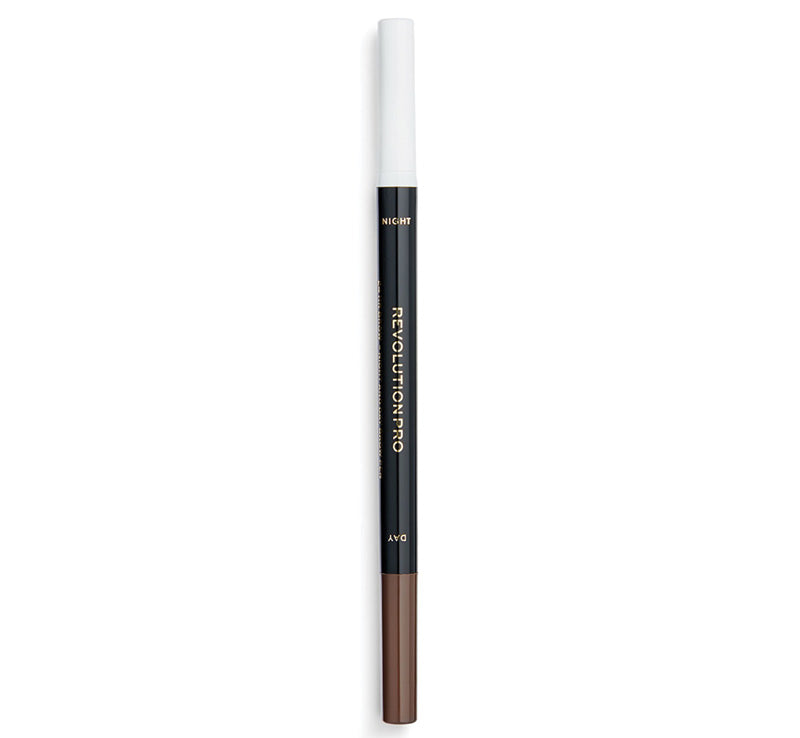 DAY & NIGHT BROW PEN - DARK BROWN