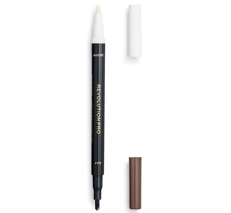 DAY & NIGHT BROW PEN - WARM BROWN