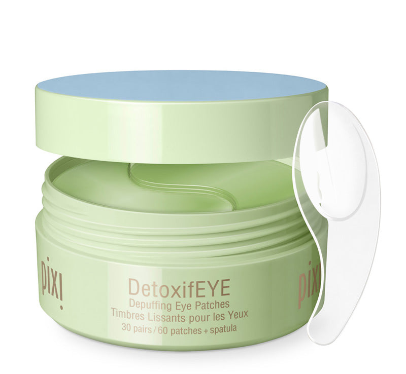 PIXI DETOXIFEYE DEPUFFING EYE PATCHES Glam Raider