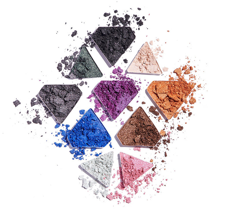 DIAMOND BRIGHT EYESHADOW PALETTE
