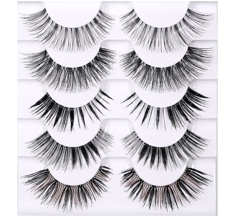 XOBEAUTY THE DRAMATICS FALSE LASH SET Glam Raider