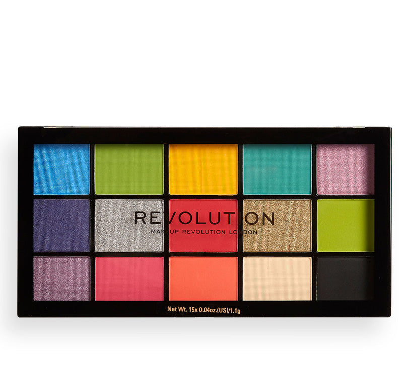 EUPHORIA RELOADED PALETTE