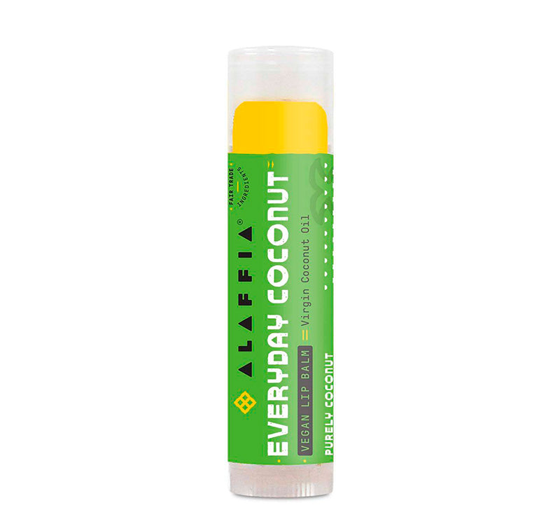EVERYDAY COCONUT VEGAN LIP BALM - PURELY COCONUT
