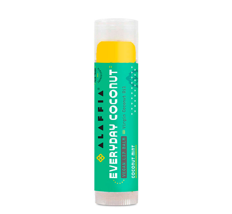 EVERYDAY COCONUT VEGAN LIP BALM - COCONUT MINT