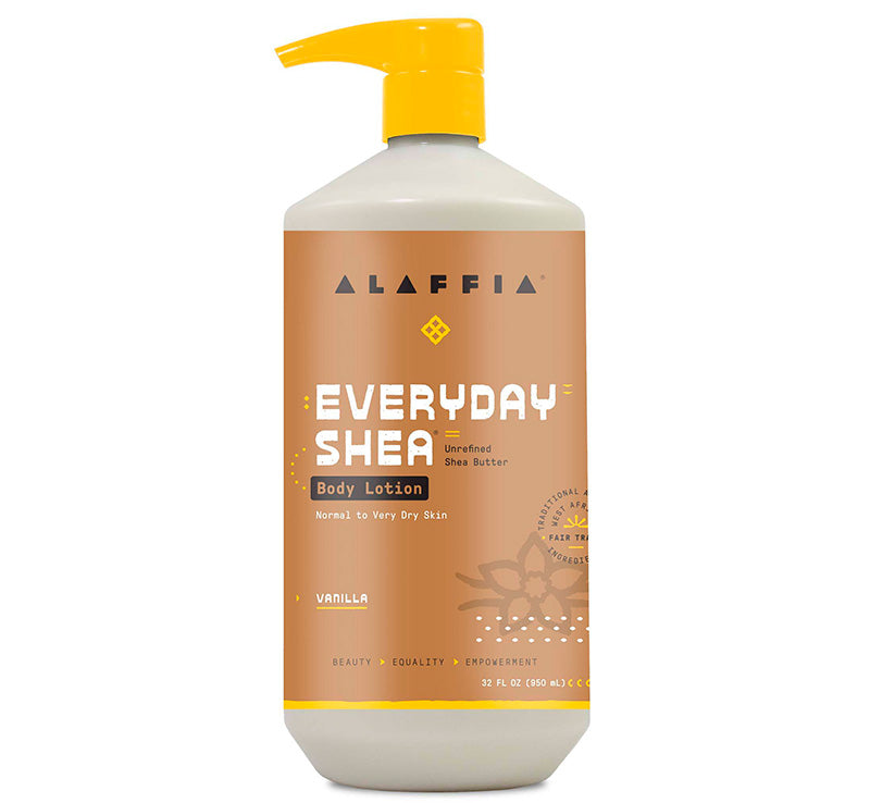 EVERYDAY SHEA BODY LOTION - VANILLA