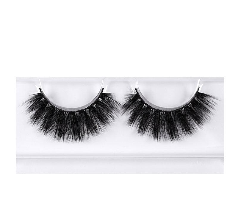 XOBEAUTY EXOTIC FAUX MINK LASHES Glam Raider