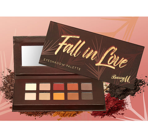 FALL IN LOVE EYESHADOW PALETTE